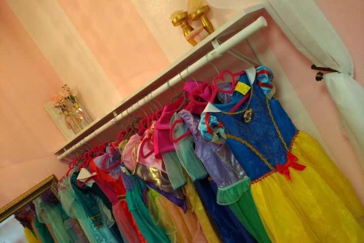Royal Wardrobe